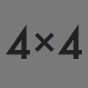 4×4 comics
