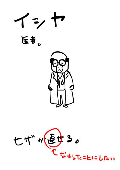 【ミシュガルド】イシヤの診療所
