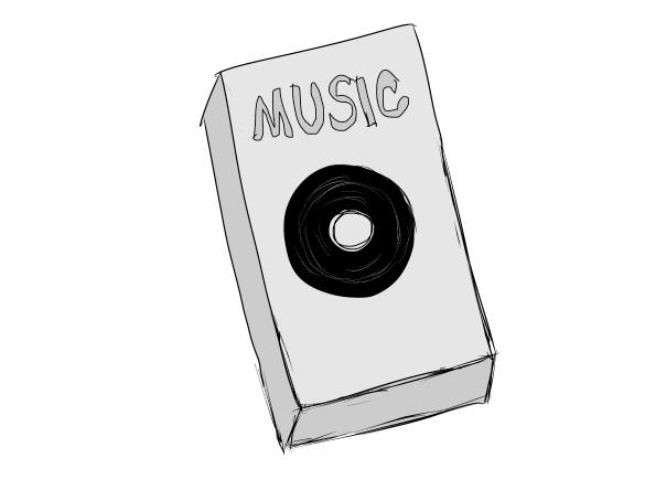 MUSICのビデオ