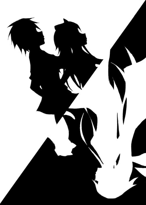 宵の凪―仔猫少女と自棄少年―