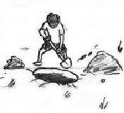 穴掘り男物語