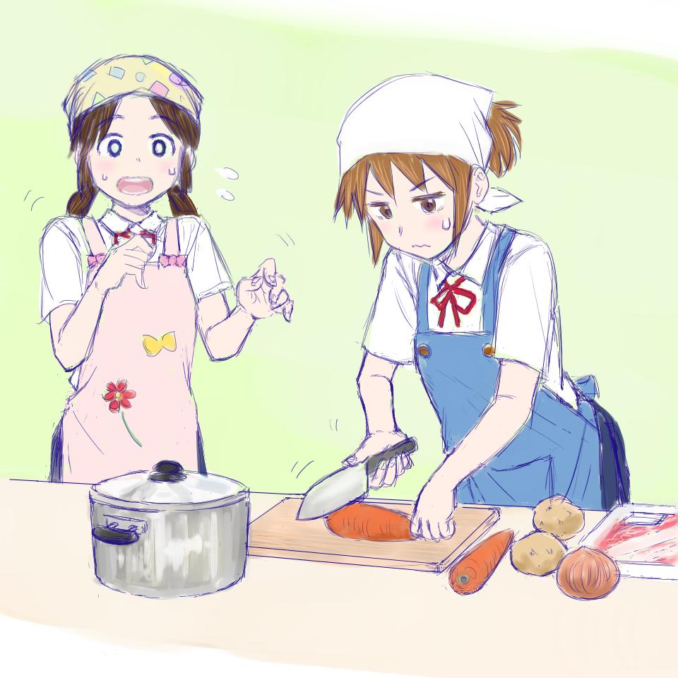 模写厨のライフは0よ!